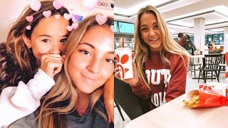 Download college weekend in my life | visiting Mandy at USC! Video