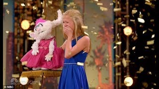 Download ALL Performances Darci Lynne - The WINNER America's Got Talent 2017 Video
