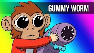 Download Vanoss Gaming Animated - Lui's Gummy Worm! Video