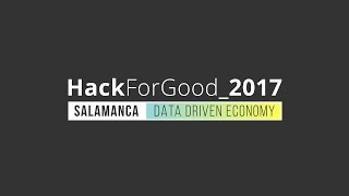 Download HackForGood Salamanca 2017 - Promo | MEDIALAB USAL Video