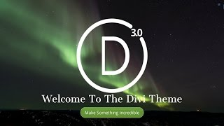 Download How To Make A Wordpress Website 2017   NEW Divi Theme 3.0 Tutorial - AMAZING! Video