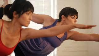 Download Beginners Bikram Yoga Instructional Narration Video