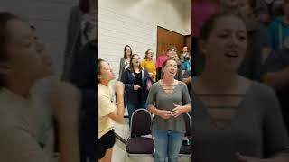 Download Ride On King Jesus - Olivet Nazarene University Proclamation Gospel Choir Video