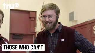 Download Those Who Can't - ″Elect-ile Dysfunction″ Episode Recap Video