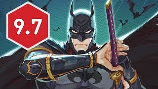 Download Batman Ninja Review (2018) - WonderCon Video