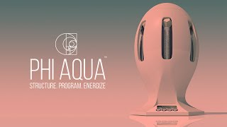 Download SPIRITECH LABORATORIES - INTRODUCING PHI AQUA THE WATER PROGRAMMER Video