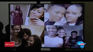 Download An emotional memorial service in honour of Karabo Mokoena Video