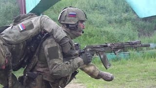 Download WATCH Russian paratroopers training at special tactical training facility Video
