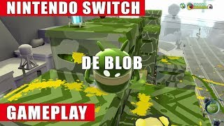 Download de Blob Nintendo Switch Gameplay Video