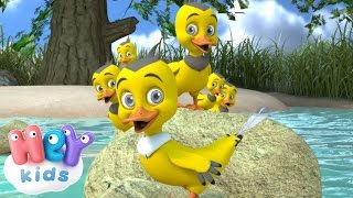 Download Six Little Ducks - Nursery Rhymes by HeyKids Video