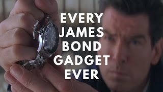 Download Every James Bond Gadget. Ever. Video
