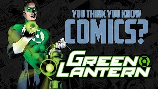 Download Green Lantern - You Think You Know Comics? Video