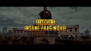 Download StarVSK - ″Insane″ (PUBG Frag Movie) Video
