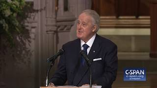 Download Former Canadian Prime Minister Brian Mulroney Tribute to President George H.W. Bush (C-SPAN) Video