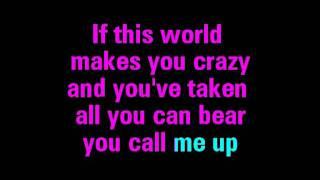 Download True Colors Karaoke - Cyndi Lauper - You Sing The Hits Video