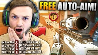 Download THE MOST BROKEN GUN EVER! (Auto-Aim DLC Gun...) Video