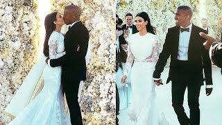 Download Kim Kardashian & Kanye West Wedding Photos! Video