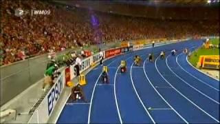 Download Usain Bolt - 200m Final - New WR 19,19 sec !!! (HQ) Video