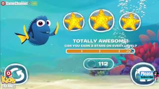Download Finding Dory Keep Swimming ″Disney Action Adventure Games″ Android Gameplay Video Video