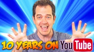 Download 10 YEARS ON YOUTUBE!!!!! Video