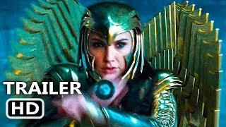 Download WONDER WOMAN 2 Official Trailer (NEW 2020) Gal Gadot, Wonder Woman 1984, Superhero Movie HD Video