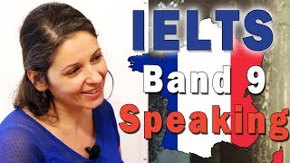 Download IELTS Speaking Band 9 - France with Subtitles - FULL Video