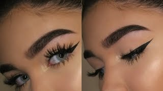 Download PERFECT WINGED EYELINER TUTORIAL Video