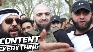 Download Omar Confronted By Shaykh Mohammad | Speakers Corner Video
