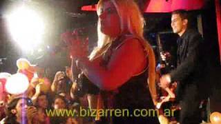 Download Lia Crucet en la Bizarren - La guera Salome !!! Video