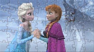 Download Frozen Puzzle Games Video