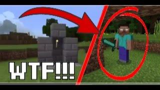 Download HOW TO SPAWN HEROBRINE IN MINECRAFT [I SPAWNED HIM!?] Video