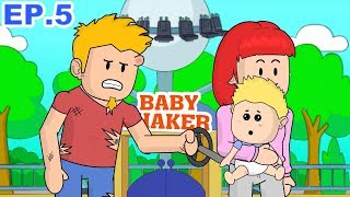 Download Baby Alan Cartoon ″Bonkers Baby Island″ Season 1 Episode 5 Video