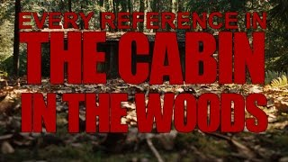 Download Every Reference in The Cabin in the Woods Video