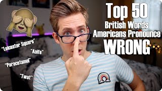 Download Top 50 British Words Americans Pronounce Wrong Video