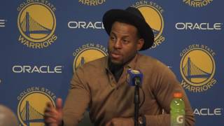 Download Andre Iguodala explains what makes KD 'one of the best scorers of all time' Video