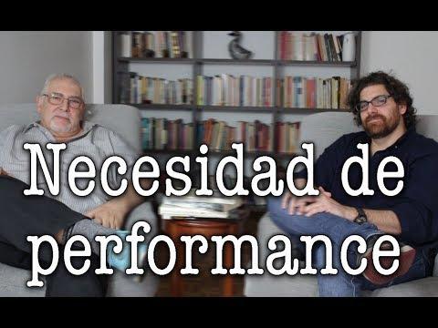 Jorge y Demian Bucay - Necesidad de performance
