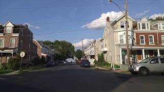 Download Driving by Allentown,Pennsylvania Video