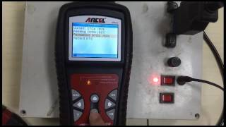 Download ancel AD510 Car OBDII EOBD CAN Scan Tool Video