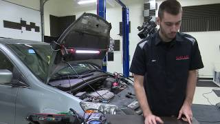 Download 2006 Honda Odyssey 3.5 Random Misfire Case Study Part 1 : Diagnosing the P0300, P0301, P0302, Etc. Video