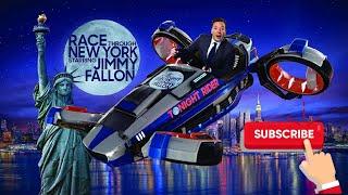 Download Jimmy Fallon Ride Universal Studios Orlando Video