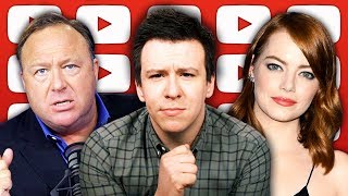 Download What The Alex Jones Shutdown Scandal and Conspiracy Shows Us, Emma Stone Backlash, and More... Video