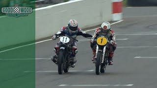 Download Troy Corser gets cheeky during overtake at Revival Video