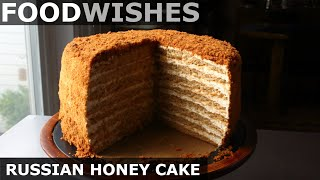 Download Russian Honey Cake – Food Wishes Video