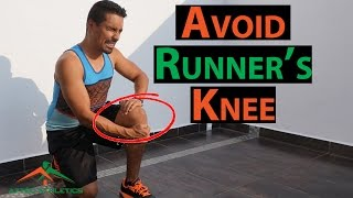 Download KNEE STRENGTHENING EXERCISES FOR RUNNERS | AVOID RUNNER'S KNEE✔ Video