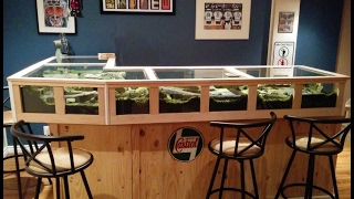 Download N scale train in a bar!!!! Video
