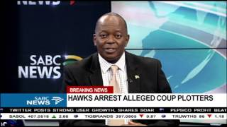 Download BREAKING NEWS: Hawks arrest alleged coup plotters Video