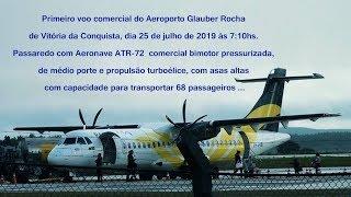 Download TV IMPACTO NA INAUGURAÇÃO DO AEROPORTO GLAUGER ROCHA Video
