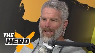 Download Here's the quarterback Brett Favre most loved to watch   THE HERD Video