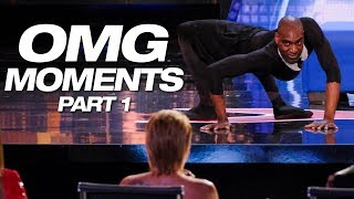 Download OMG! You'll Never Believe These Talents! - America's Got Talent 2018 Video