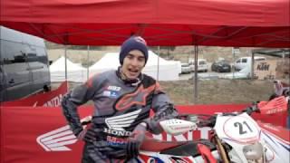 Download Marc Marquez y Alex Marquez compitiendo enduro Video